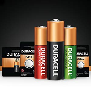 Duracell alkaline batteries: Guaranteed to Protect Your Device