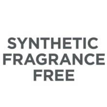 no synthetic fragrances