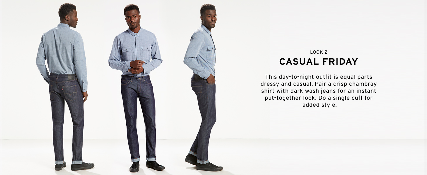 How to Style Casual Friday