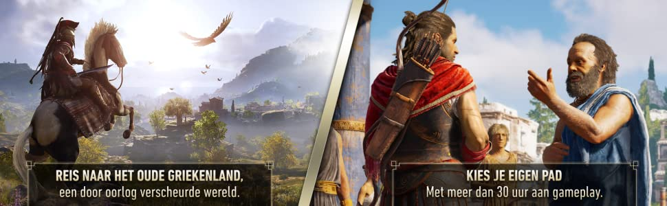 Assassin's Creed Odyssey A+ content