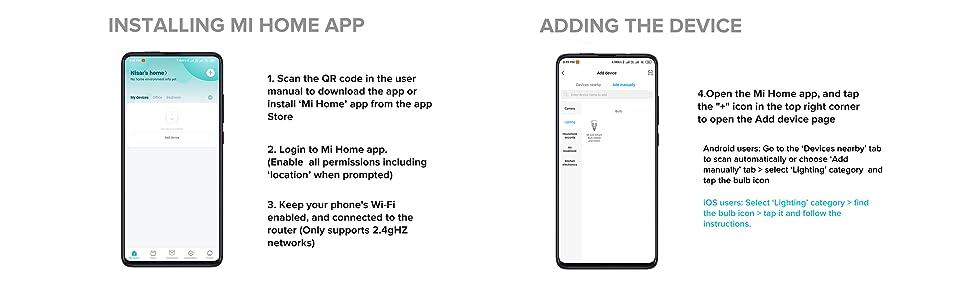 Mi Home App