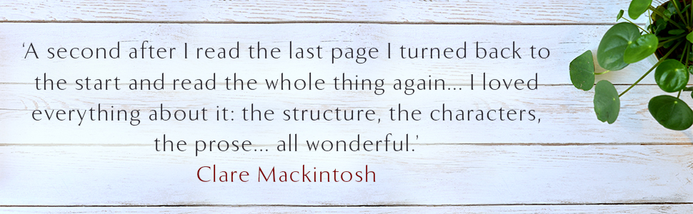 'A second after I read the last page I turned back to the start and read the whole thing again'