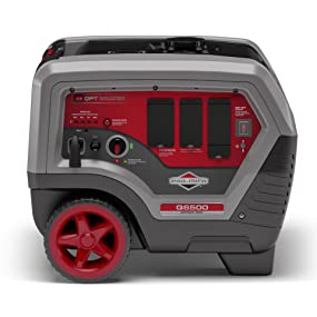 portable generator; inverter generator; home backup generator; 5000 watt generator