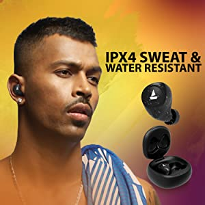 freesoulz, true wireless experience, 511, boAt, audio, nirvana, ipx 4 sweat and water resistant