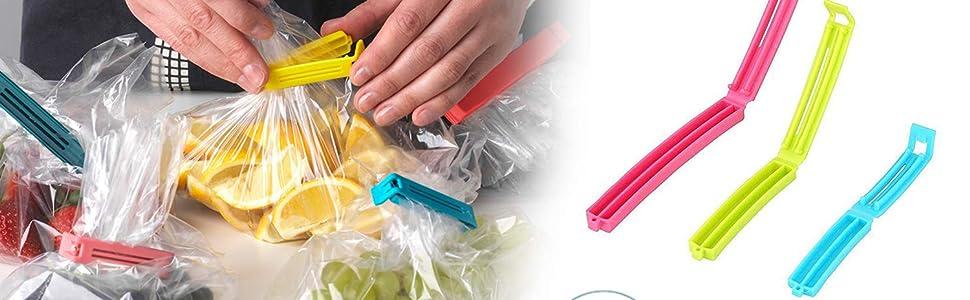 Food Seal Bag Clip