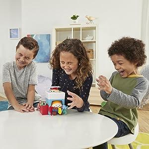 Hasbro Gaming - Juego infantil Fontanero chapucero (Hasbro E6553175): Amazon.es: Juguetes y juegos