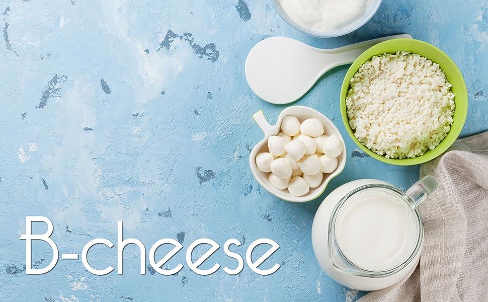 formaggio fatto in casa con b-cheese