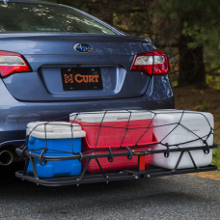 CURT Hitch Cargo Carrier Cargo Net