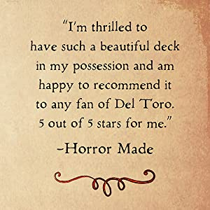 Horror Made Quote