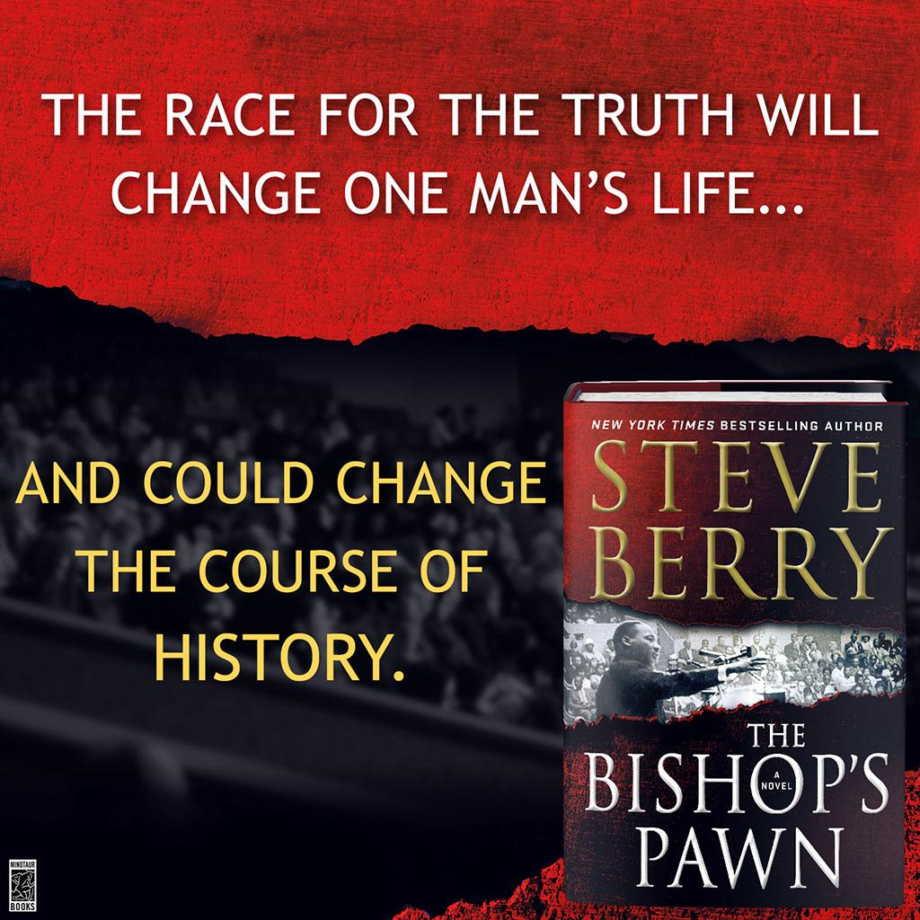 The Bishop\'s Pawn: A Novel (Cotton Malone) - Kindle edition by Steve ...