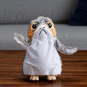 Star Wars The Last Jedi  Porg Plush Soft Stuffed Doll Toy 23cm