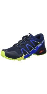 Salomon Speedcross 4, Zapatillas de trail running para Hombre: Salomon: Amazon.es: Zapatos y complementos