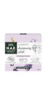 N.A.E. Naturale Antica Erboristeria Shampooing Solide Semplicità