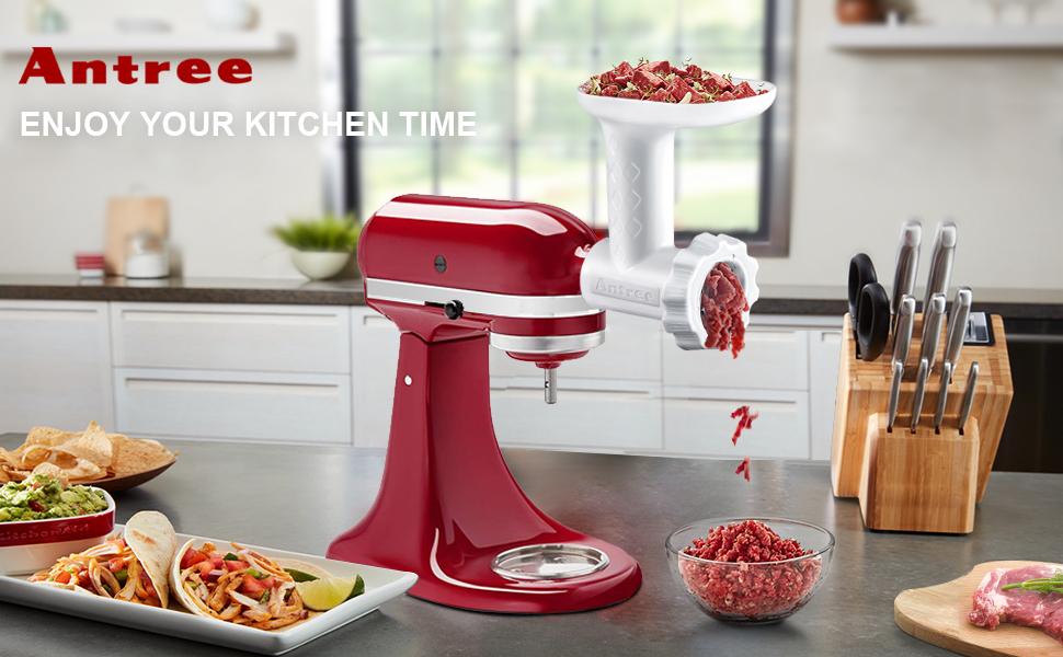 meat grinder for kitchenaid