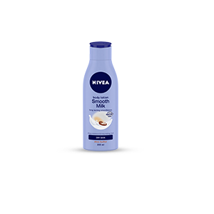 NIVEA  BODY LOTION SMOOTH MILK