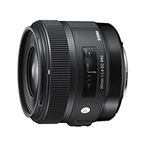 Sigma 30mm F1.4 DC HSM Art Lens