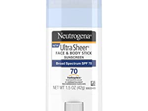 The mess-free way to apply sunscreen – especially when you're out and about.