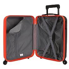 maleta compartimentada