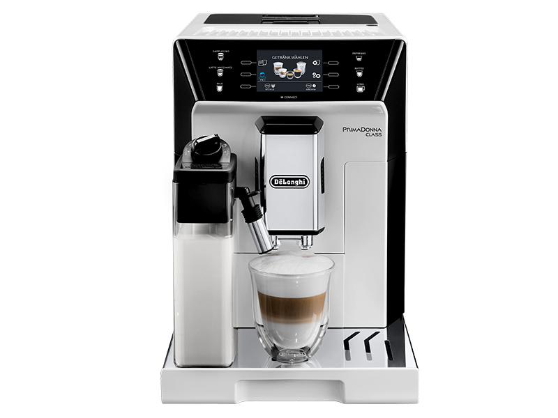 De'Longhi PrimaDonna Class ECAM 556.55.W Kaffeevollautomat