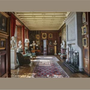Madresfield court, british country houses, stately homes, Madresfield Court, Worcestershire