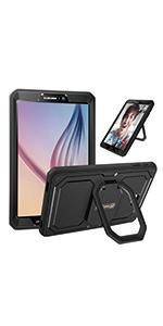 Amazon.com: Fintie Keyboard Case for Samsung Galaxy Tab S3 ...
