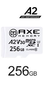AXE memory 256G