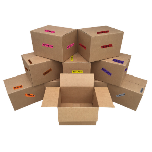 box boxes medium packing storage shipping moving