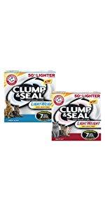 Clump & Seal Lightweight
