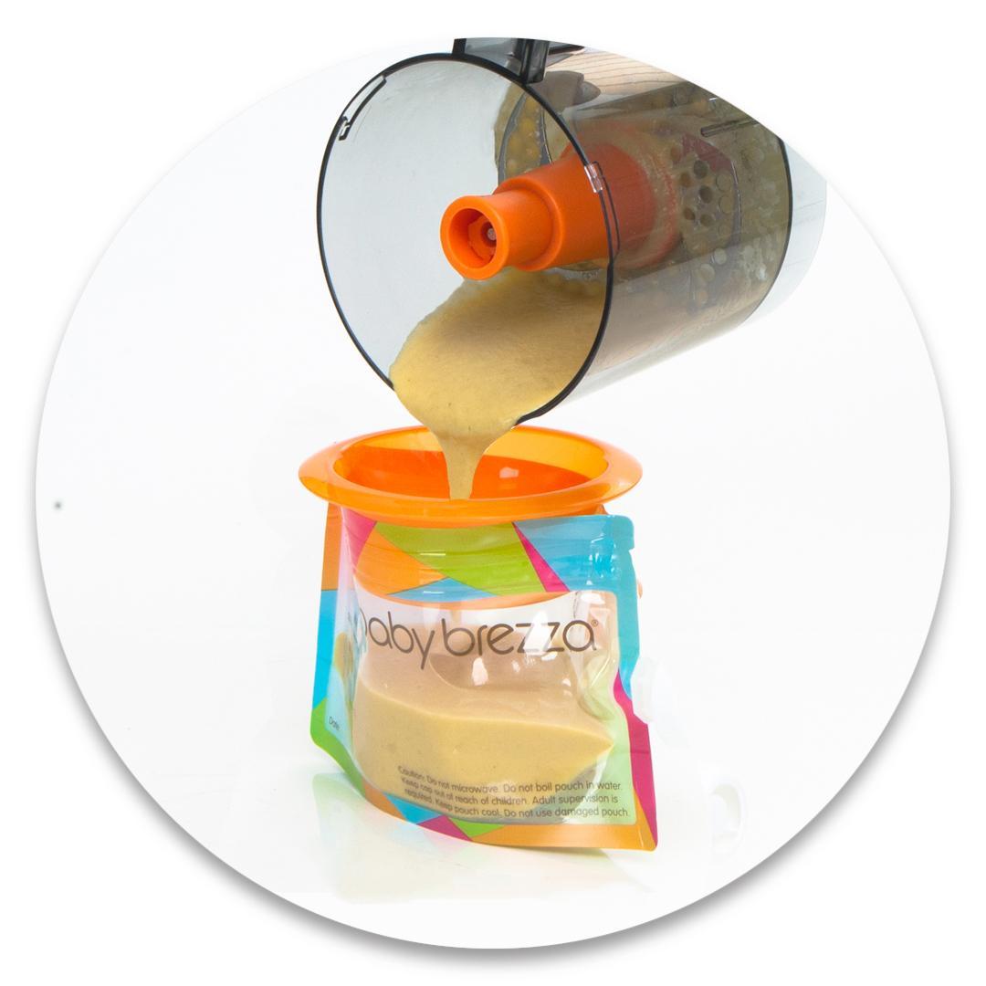 Organic Baby Food Pouches Bulk