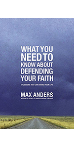 What you need to know about defending your faith