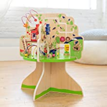 classic wood toy;toddler wood toy;wood toy toddler;toddler toy wood;wooden toy;play table;activity