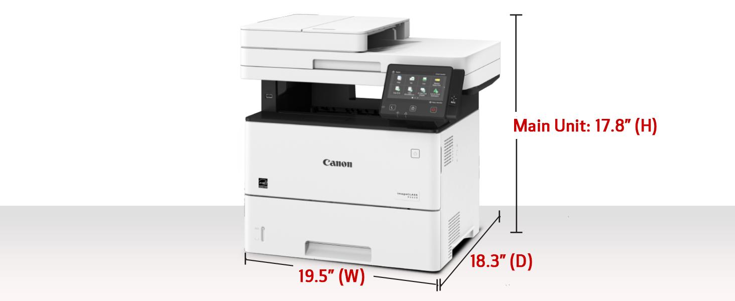 d1650, laser printer, 1650, bw laser, bw printer, fast printer, office printer, work printer