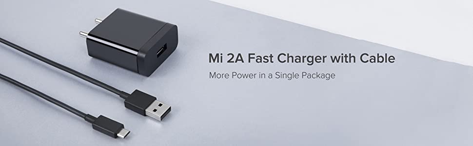 Fast charger with cable