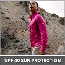 UP-40 sun protection