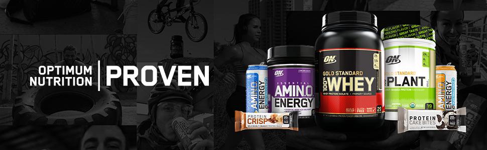 Optimum Nutrition Pro Gainer Weight Gainer Protein Powder, Banana Cream Pie, 81.44 Oz