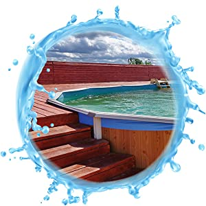 one pack; one pound; salt water; saltwater; chlorine; 4 in 1; 7 in 1; swimming pool; 6 in 1