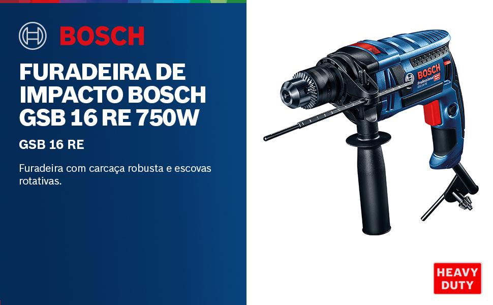 GSB 16 RE 750W