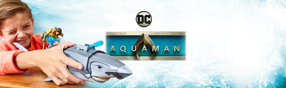 aquaman, aquaman shark