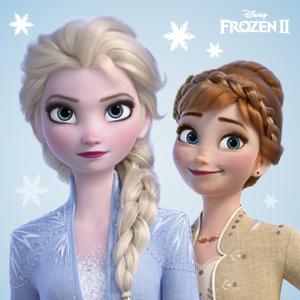 Anna, Elsa, Frozen 2, Frozen 2