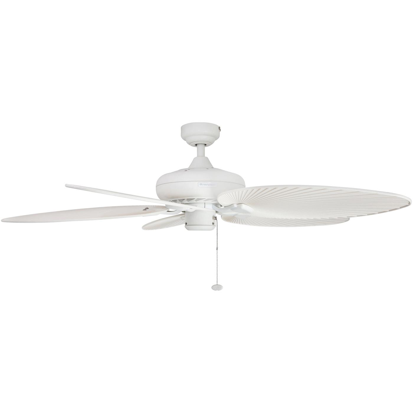 Tropical Outdoor Ceiling Fan: Honeywell Ceiling Fans 50200 Palm Island Tropical Indoor