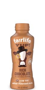 Yup Chocolate Milk 14 ounce
