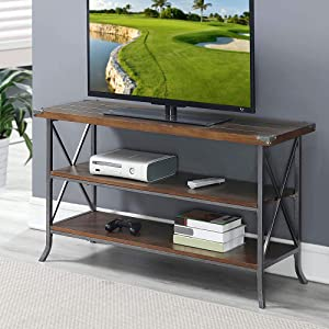 tv stand industrial traditional rustic modern living family room