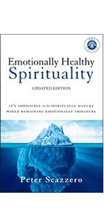 Emotionally Healthy Course, Emotionally Healthy, EHS, book, discipleship, church