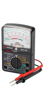 Gardner Bender Analog Multimeter, GMT-319