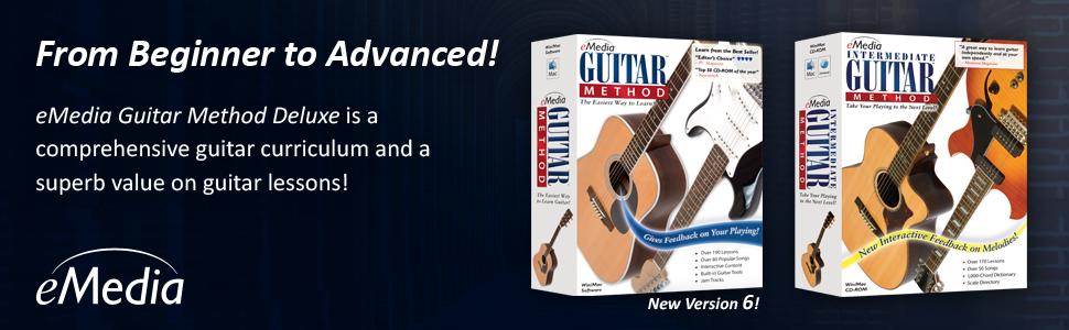 guitar lessons, guitar lesson software, guitar software, beginner guitar, intermediate guitar