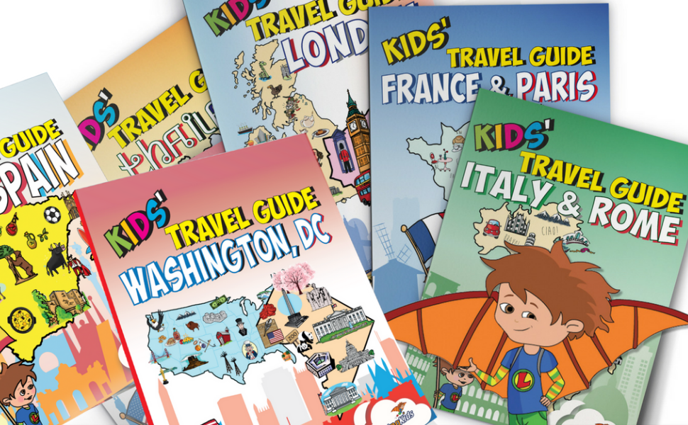 FlyingKids Kids Travel Guide