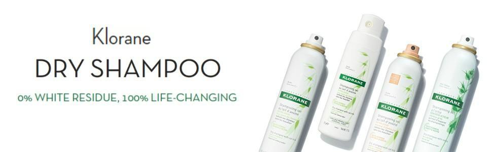 Amazon.com: Klorane Dry Shampoo with Nettle - Oily Hair
