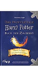 Harry Potter Buch der Zauberei
