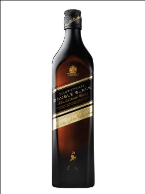 Johnnie Walker Doble Negro Whisky Escocés, 700ml