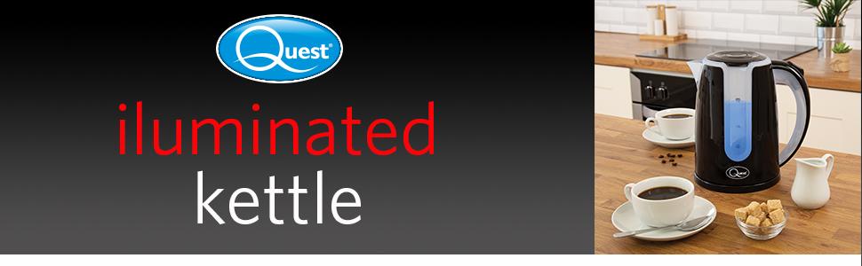 Quest 35929 Cordless Dual LED